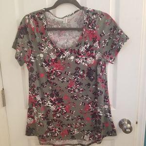 Lularoe disney shirt
